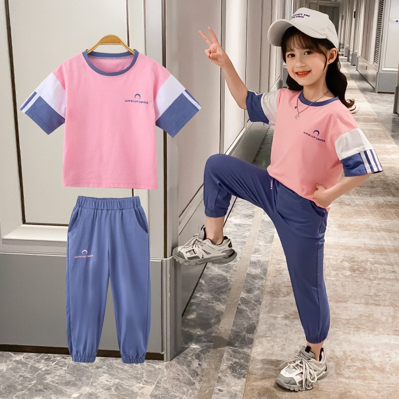 [Pre-order] BG030 Kids Girl 2pc Set