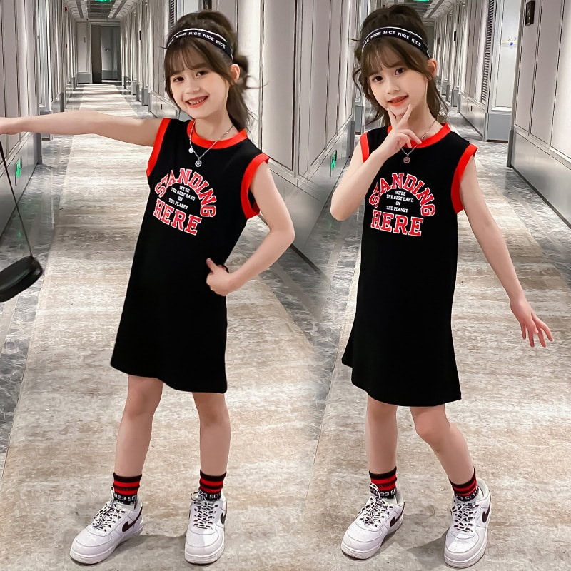 [Pre-order] BG039 Kids Girl Dress