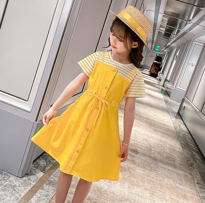1004895 Kids Girl Dress