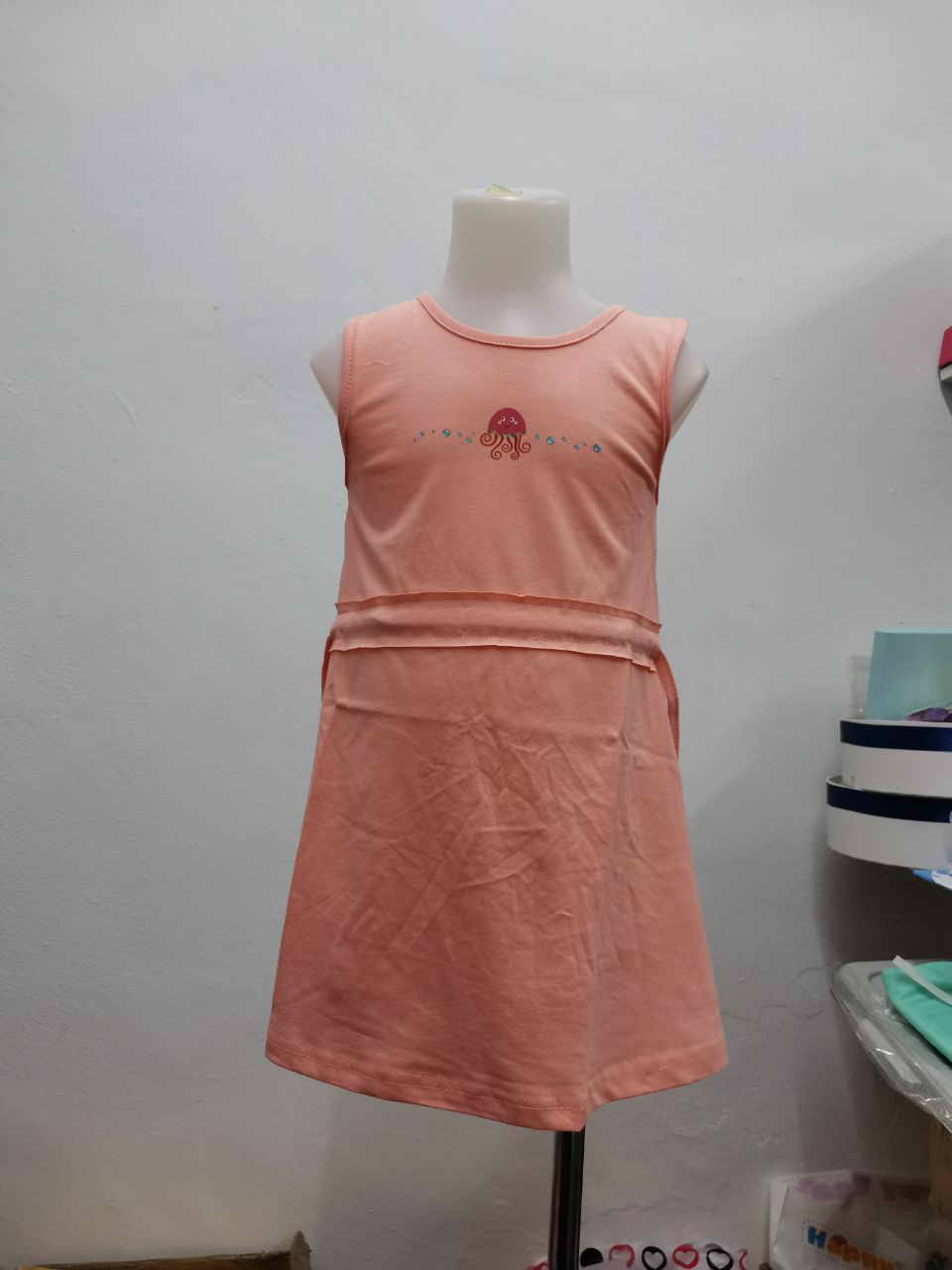 1005835 Kids Girl Dress (Own Design)