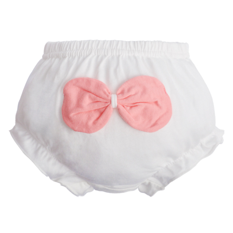 Baby Girl Cute Bow PP Pant (Latest)