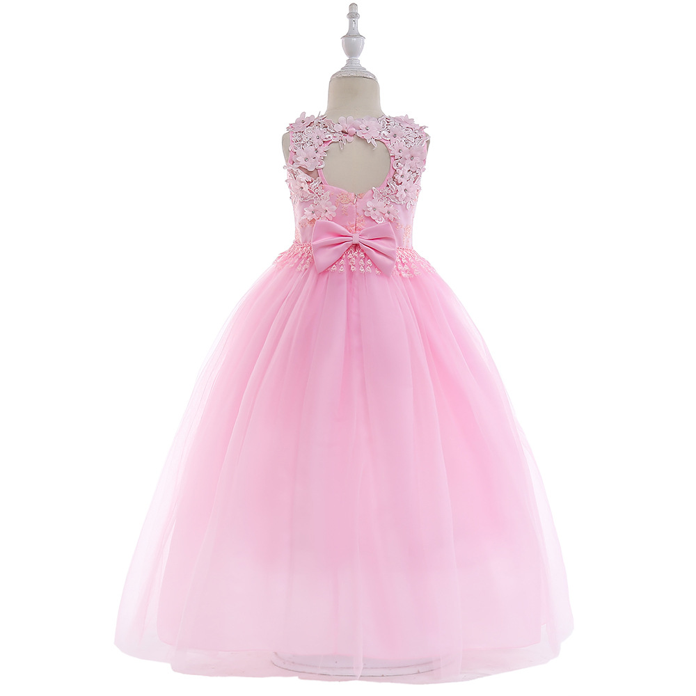 Amanda Kids Girl Dress Princess Dress Party Dress Wedding Dress Birthday Dress