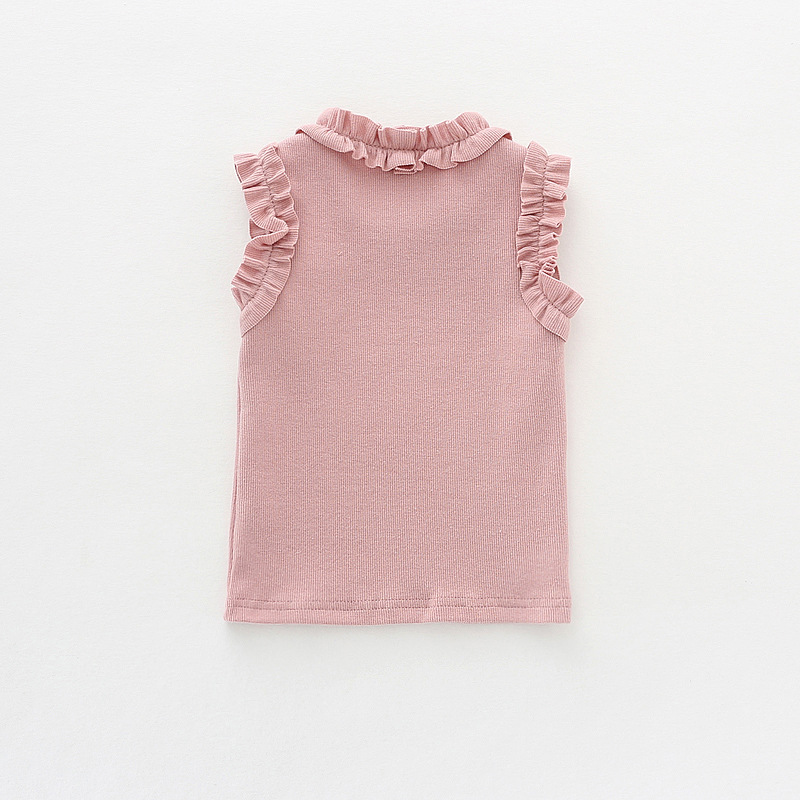 1001932 Kids Girl Cotton Top
